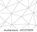 geometric seamless pattern.... | Shutterstock .eps vector #457375099