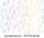 colorful vector illustration... | Shutterstock .eps vector #457413028