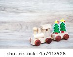 Miniature Figure Toy Wooden...