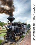 Steam Old Train  Cierny Balog ...