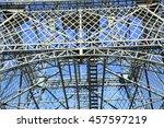 steel structure  | Shutterstock . vector #457597219