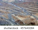 Small photo of iron ore mining area landscape in Luan county, China