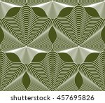 bright stripy endless pattern ... | Shutterstock . vector #457695826