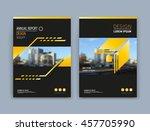 abstract composition. art text... | Shutterstock .eps vector #457705990