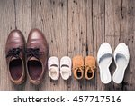 still life photography   father ... | Shutterstock . vector #457717516