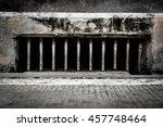 Sewer Manhole On The Urban...