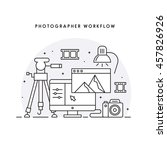 the photographer's workflow....