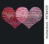 valentine's day | Shutterstock .eps vector #45786529