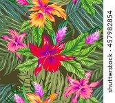 Very Colorful Vector Hawaiian...