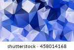 abstract geometric background.... | Shutterstock .eps vector #458014168