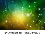 astrology mystic background.... | Shutterstock .eps vector #458059078