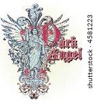 vintage emblem | Shutterstock .eps vector #4581223