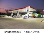 pattaya  thailand   circa... | Shutterstock . vector #458142946