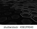 abstract industrial background... | Shutterstock . vector #458199040