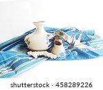 okinawan traditional sake ... | Shutterstock . vector #458289226