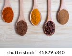 seasoning | Shutterstock . vector #458295340