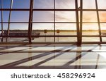 Image Of Airport Terminal In...