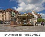 strasbourg  france   july 14 ... | Shutterstock . vector #458329819