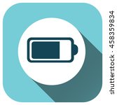 battery icon vector logo for...