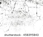 distressed overlay texture of... | Shutterstock .eps vector #458395843