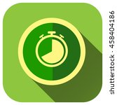 stopwatch vector icon  time...
