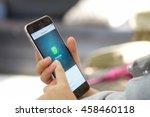 chiang mai thailand   jul 26 ... | Shutterstock . vector #458460118