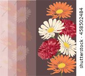 background. multi colored... | Shutterstock .eps vector #458502484