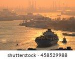 rotterdam  netherlands   mar 16 ... | Shutterstock . vector #458529988