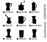 Coffee Barista Equipment...