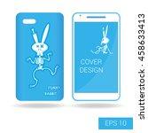 concept design cover mobile...   Shutterstock .eps vector #458633413