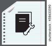 document settings icon