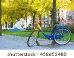 amsterdam  the netherlands  ... | Shutterstock . vector #458653480