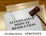 "3d illustration of ""alternative ... 