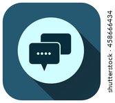 chat vector icon  speech bubble ...