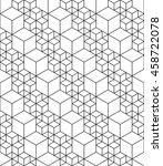 rhythmic contrast textured... | Shutterstock . vector #458722078