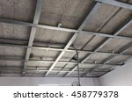 suspended ceiling structure ...