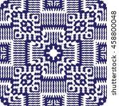 vector seamless pattern ... | Shutterstock .eps vector #458800048