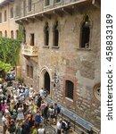 Verona  Italy   Circa July 2016 ...