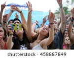 valencia  spain   jun 11  the... | Shutterstock . vector #458887849