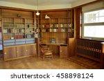 weimar  germany   april 12 ... | Shutterstock . vector #458898124