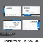clear and minimal design... | Shutterstock .eps vector #458952238