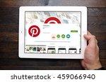bekasi  indonesia   july 27 ... | Shutterstock . vector #459066940