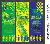 concept brochure  web sites ... | Shutterstock .eps vector #459115726