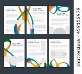 rio olympics poster design set. ...