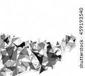black break mosaic background ... | Shutterstock .eps vector #459193540