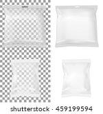 transparent packaging for... | Shutterstock .eps vector #459199594