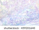 iridescent plastic crinkle foil | Shutterstock . vector #459201640
