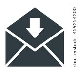 inbox vector icon   Shutterstock .eps vector #459254200