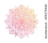 Vector Beautiful Mandala....