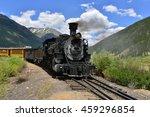 A Vintage American Steam Engin...